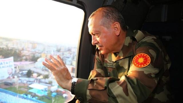 """Με τον στρατό του να φυλλοροεί ο Ερντογάν επαναφέρει """"γκιουλενιστές"""" αξιωματικούς"""