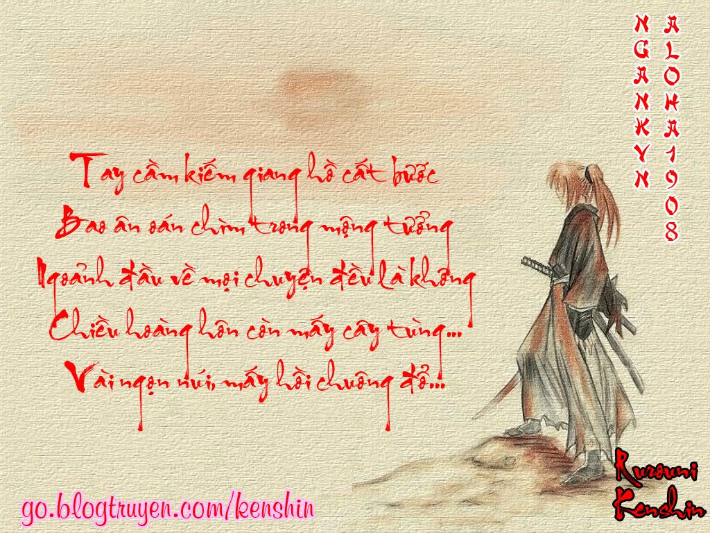 Rurouni Kenshin chap 52 trang 21