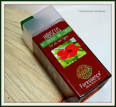 The Nature's Co Hibiscus Anti Dandruff Hair Cleanser