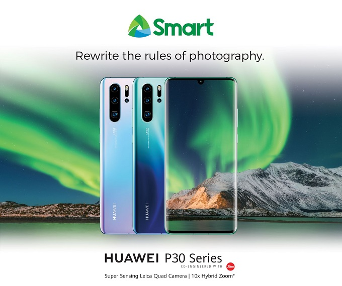 Huawei P30 Series, now available for pre-order at Smart
