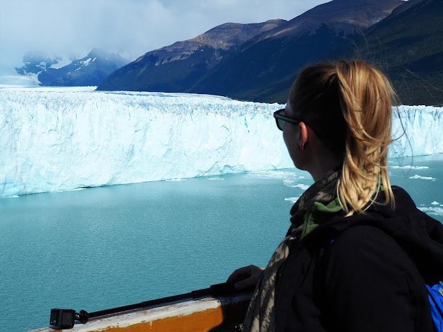Perito Moreno, Los Glaciares