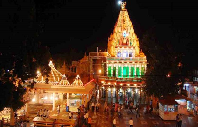 Mahashivaratri festival, every pass will be for the visitors QR. Code feature-Maha-Shivaratri-the-Mahakaleshwar-temple-ujjain-shines-with-the-dyeing-and-painting-of-the-peaks