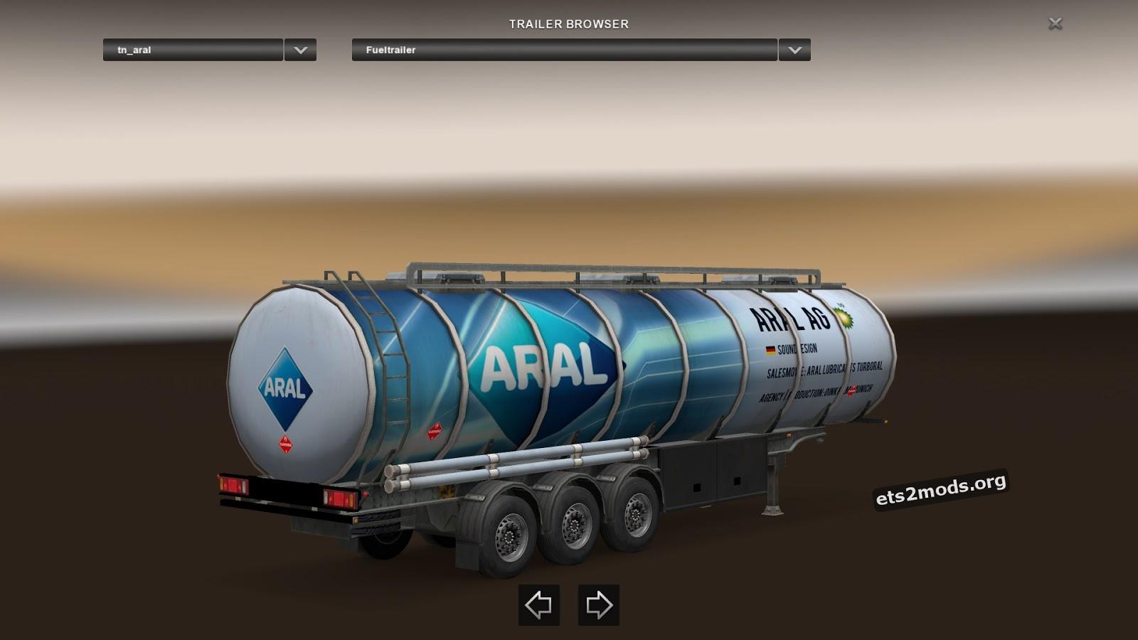 Fuel Cisterns Medium Pack