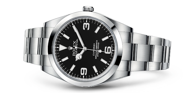 Photo of Rolex Explorer I