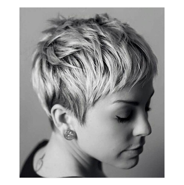 short pixie hairstyle for women 2019 2020