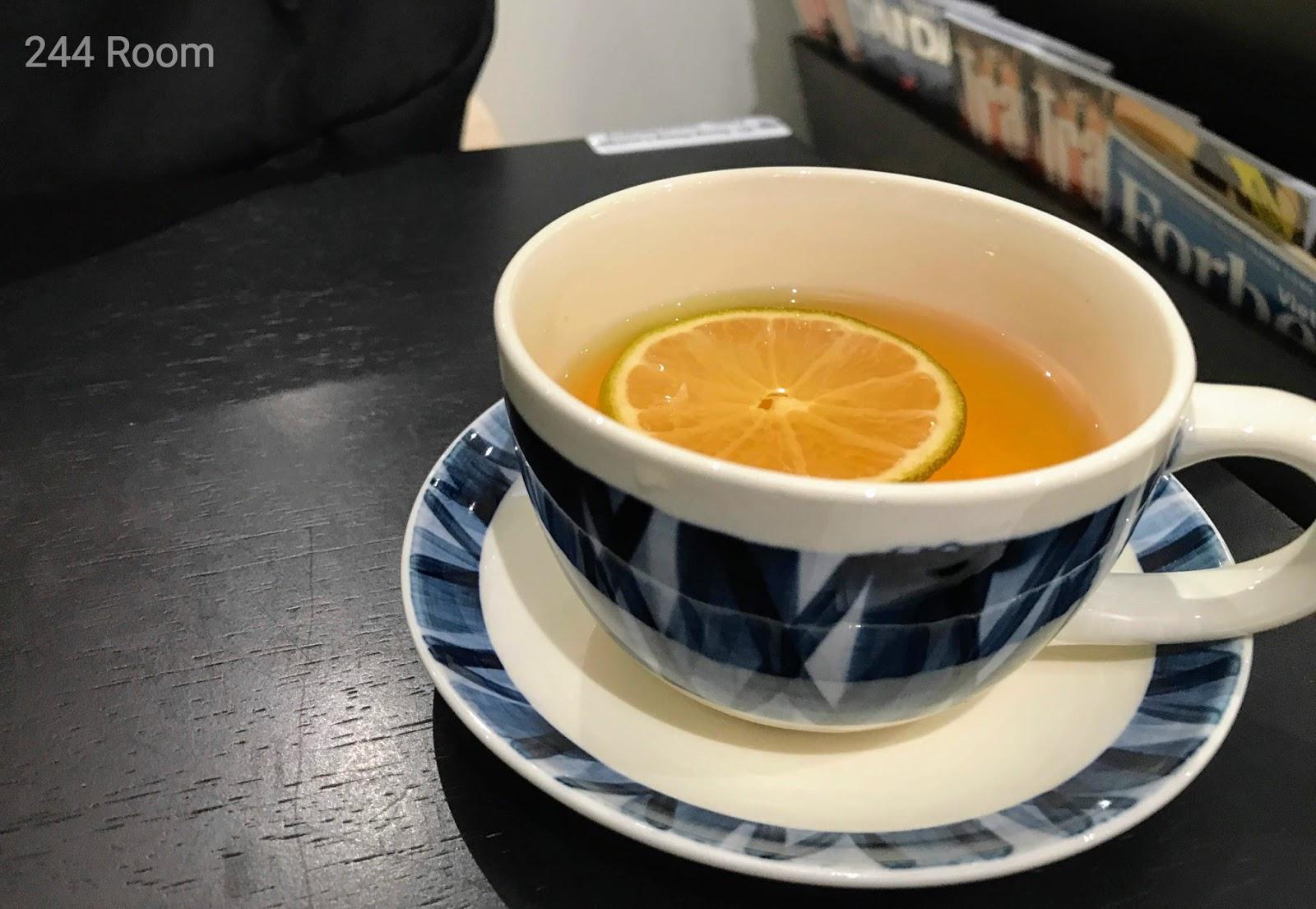 Song hong business lounge tea