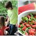 Von lauen Sommerabenden und leckerem Wassermelonensalat!