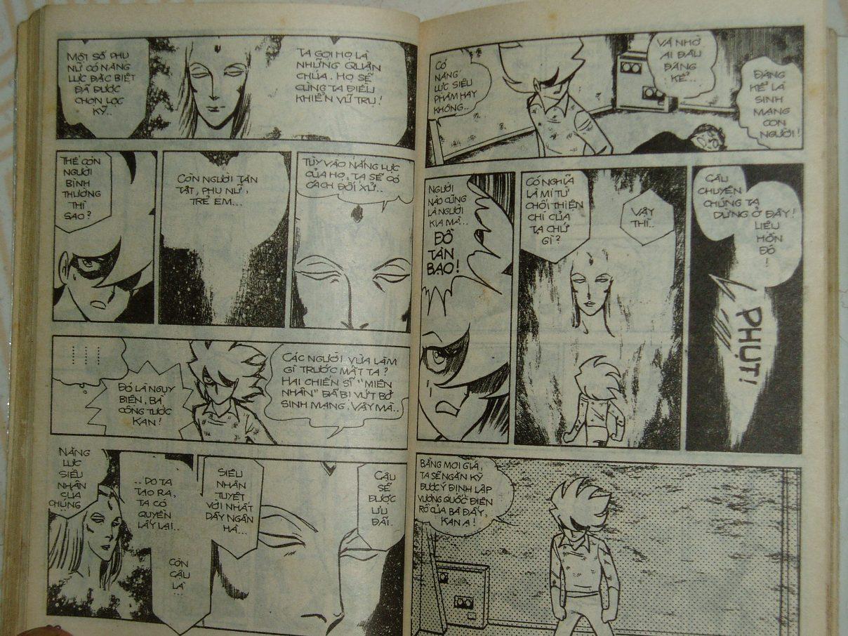 Siêu nhân Locke vol 05 trang 34