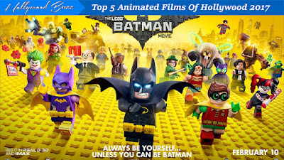 Top 5 Animated Films Of Hollywood 2017, Hollywood buzz