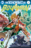 DC Renascimento: Aquaman #7