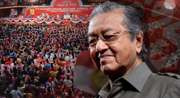 Alasan Tun Mahathir Keluar UMNO