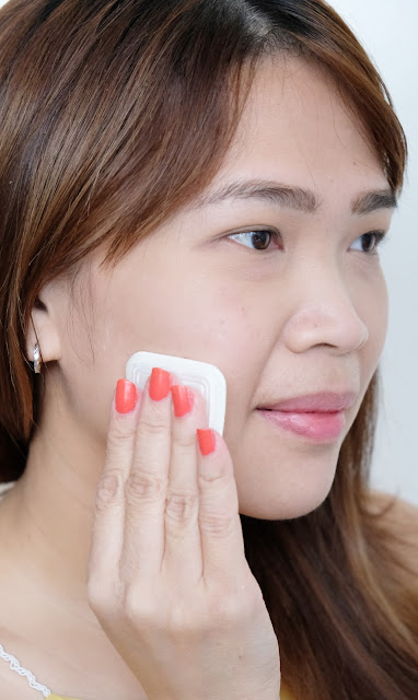 a photo of Palladio Rice Powder Review by Nikki Tiu of www.askmewhats.com