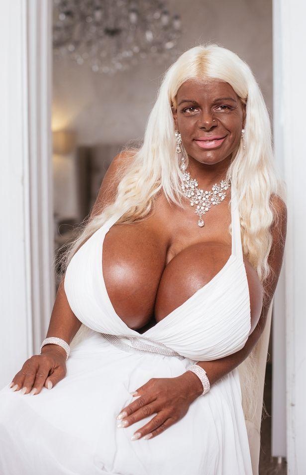 beautiful models dark tan busty
