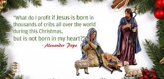 Jesus Christmas Wallpaper