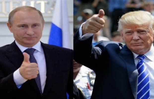 Γιατί η εκλογή Τραμπ θεωρείται «δώρο» για τον Βλαντιμίρ Πούτιν