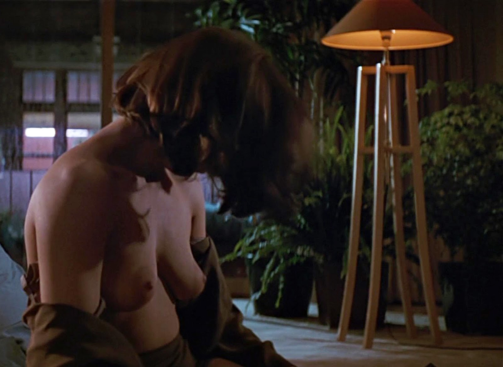 Jeanne tripplehorn in the nude, mom son sex tape
