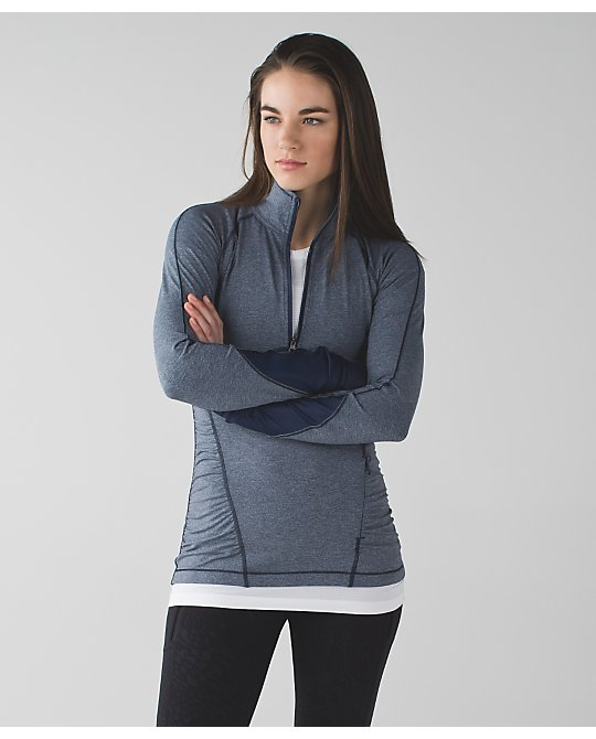 lululemon kirss-cross-half-zip