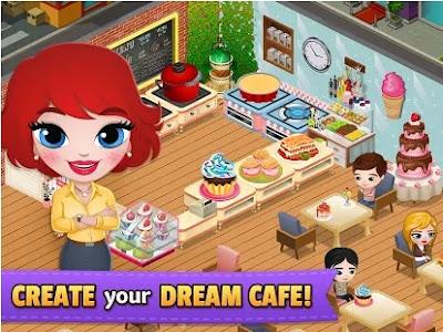 Cafeland World Kitchen 1.9.1 MOD APK