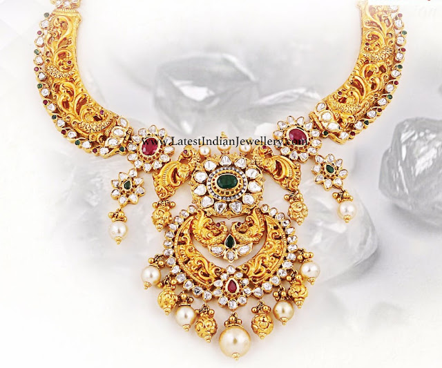 Timeless Nakkas Gold Necklace