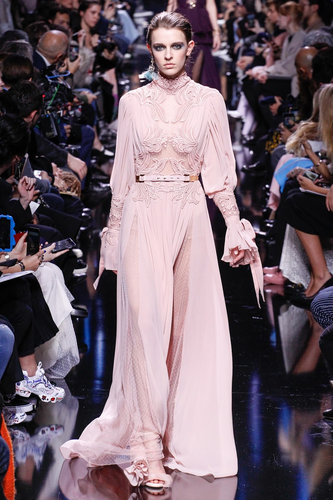 Elie saab, 2017, fall, dresses, ready to wear, paris
