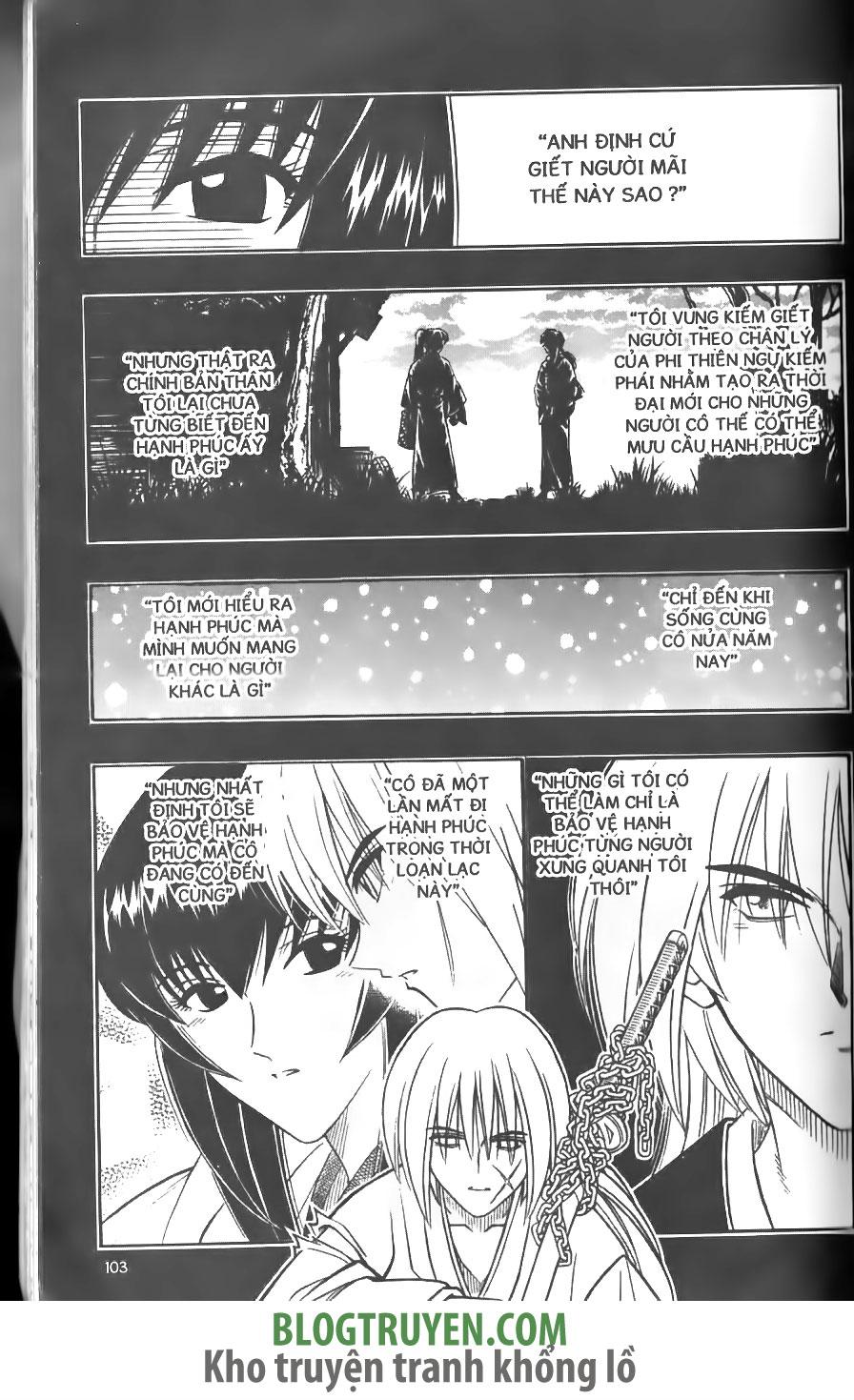 Rurouni Kenshin chap 223 trang 9