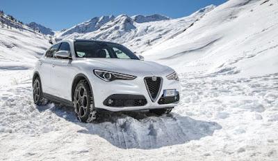 Νέος νέος κινητήρας για την Alfa Romeo Stelvio