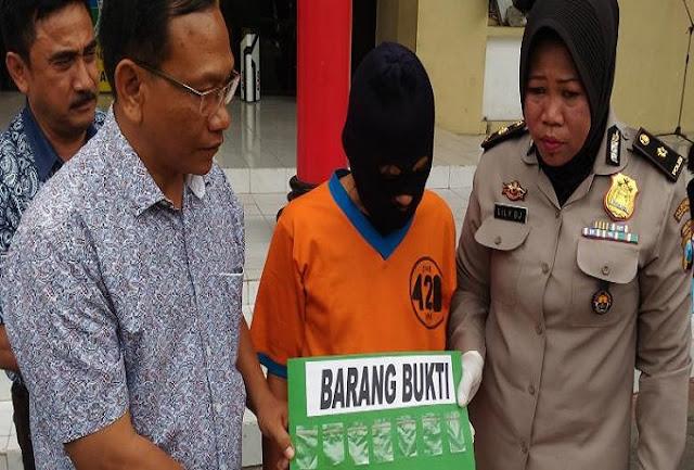 Dukun Ditangkap Lantaran Minta Narkoba ke Pasiennya