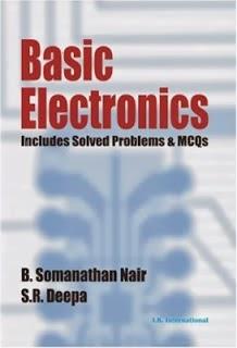 BASIC ELECTRONICS By: B  SOMANATHAN NAIR & S R DEEPA - Ebook PDF