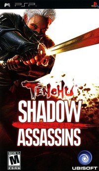 Download Tenchu - Shadow Assassins USA ISO PPSSPP