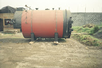 Boiler Thermal Oil
