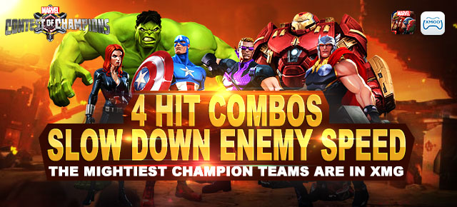 [Android] How to mod Marvel Contest of Champions with Free ...