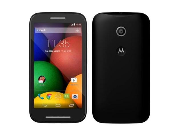 Moto E Smartphone specs