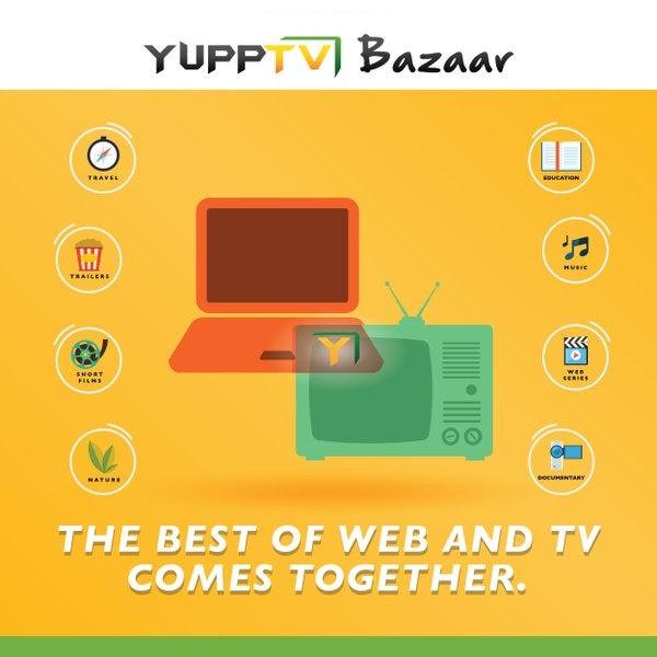 YuppTV Bazaar