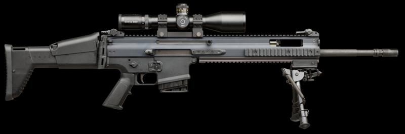 Tactical World: FN SCAR® Family at MILIPOL Paris