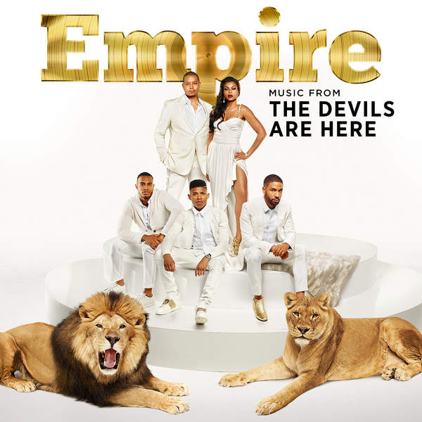 Empire Cast - Empire: Music From 'The Devils Are Here' - EP Cover