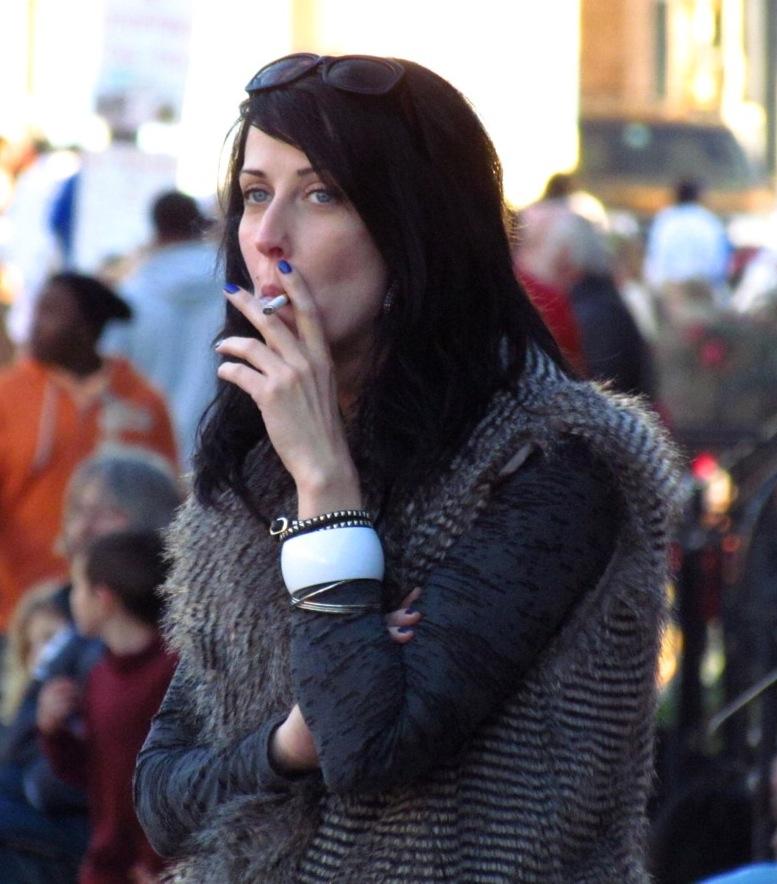 January 2012 Smoking Hotties