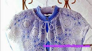 Cuello al crochet