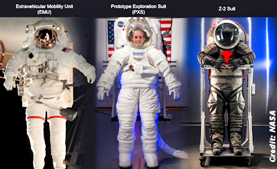 Next Generation of Space & Planet Suit Technologies