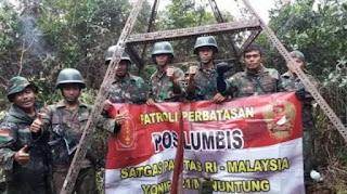 31 Hari Menjelajah Hutan di Perbatasan Malaysia, TNI Temukan Fakta Mengejutkan
