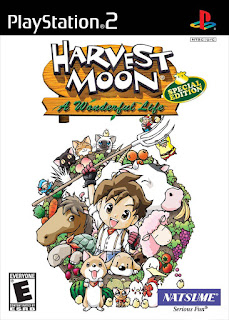 Harvest Moon: A Wonderful Life Special Edition PS2