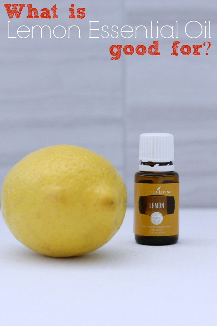Best ways to use lemon essential oil