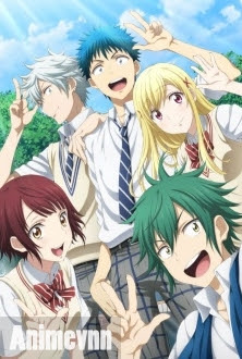 Yamada-kun To 7-nin no Majo OVA - Yamada-kun to 7-nin no Majo (OVA) 2014 Poster