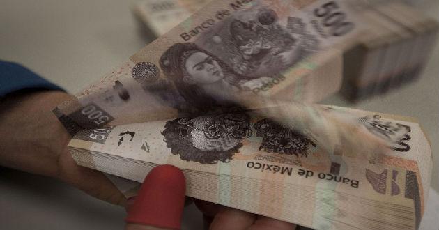 Por descontrol de la SHCP se perdieron 134 mil millones de pesos.