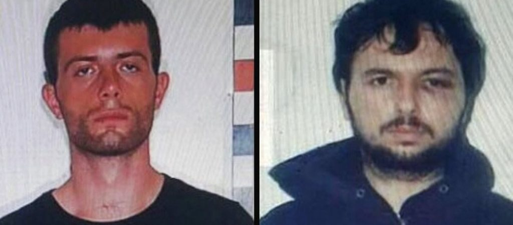 Στη δημιοσιότητα οι φωτογραφίες των δύο Αλβανών δολοφόνων που απέδρασαν από τον Πειραιά, κανένας αστυνομικός δεν έχει συλληφθεί για ΕΔΕ