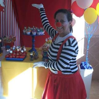 Pátio Alcântara anima a criançada com a peça 'O circo chegou'