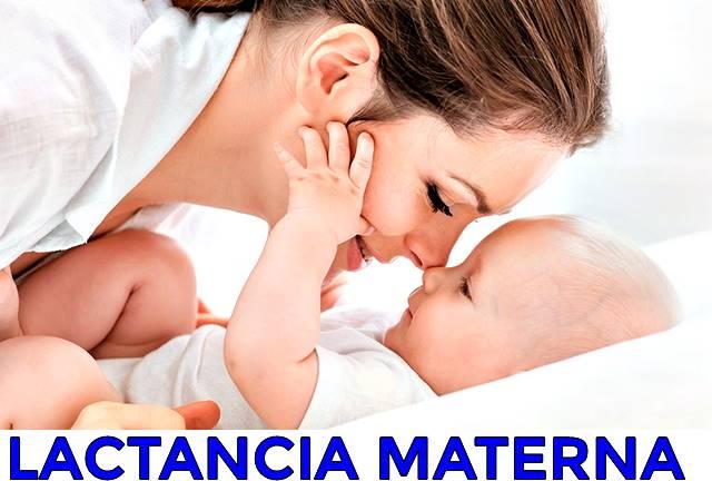 La lactancia materna disminuye el riesgo de padecer obesidad infantil