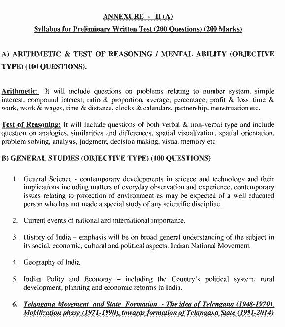 TSLPRB 9281 Job Notification 2016 TELANGANA Police Posts 510