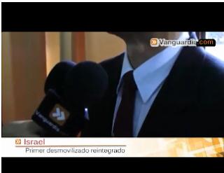 Primer desmovilizado graduado del país cuenta su historia en Vanguardia.com