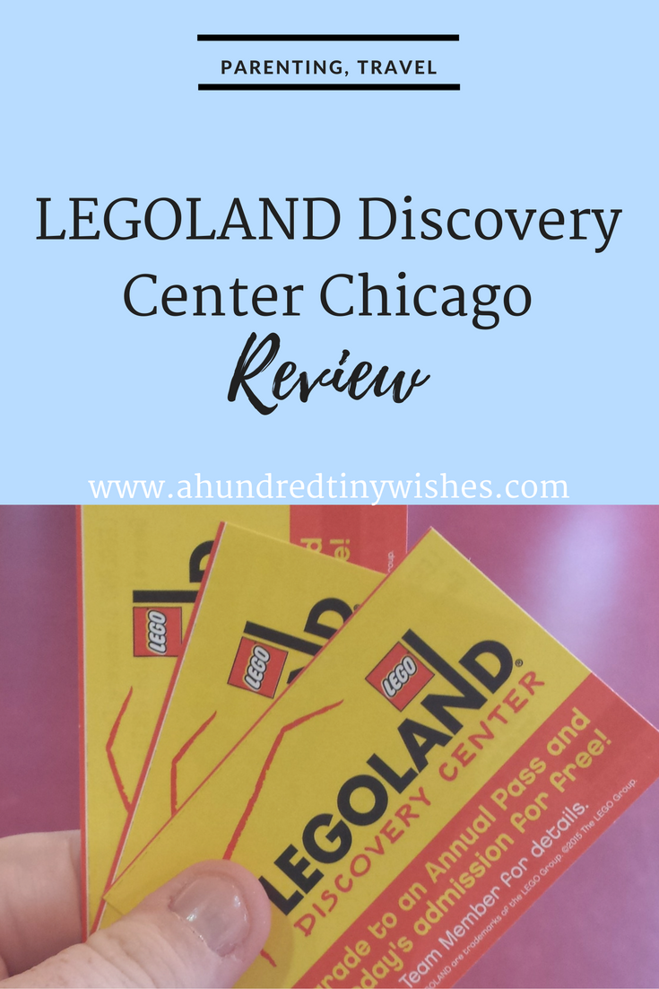 LEGOLAND Discovery Center Chicago Review