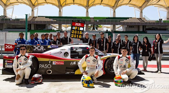 Le Mans Asya